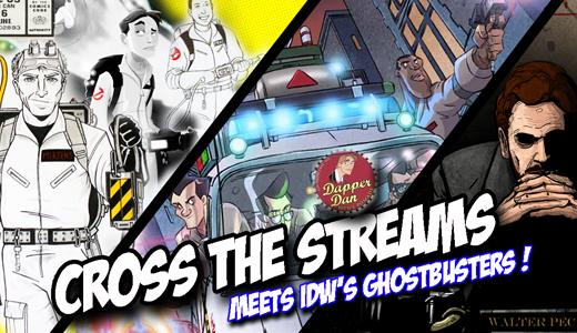 Cross the Streams Radio: Episode 16