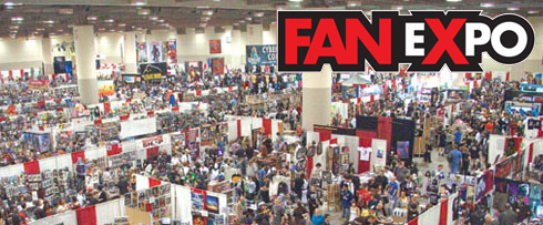 Upcoming Event: GhostbustersNews at Fan Expo 2011