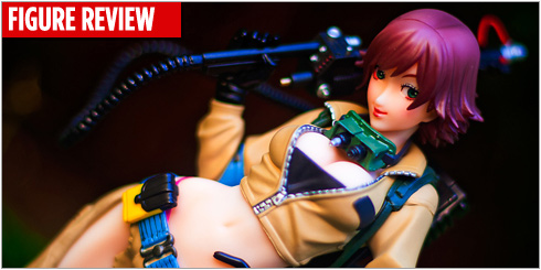 Kotobukiya's Movie Bishoujo Ghostbusters Lucy