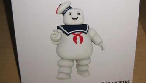 GeekMom takes a look at Hallmark's Stay Puft Marshmallow Man Keepsake