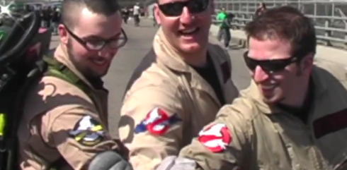 Ghostbusters United recaps Boston's St. Patrick's Day parade