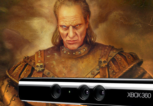 Hacked 360 Kinect brings upon the return of Vigo