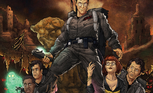 Ghostbusters #2 and #3 – sold out and reprinted!
