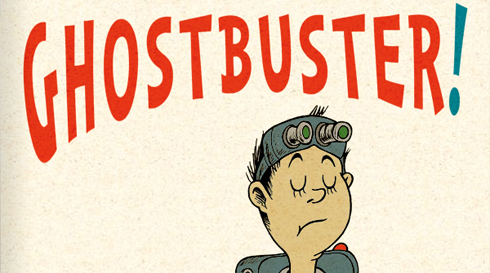 Fan Art: There Goes A Gozerian, Ghostbuster!