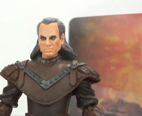 Vigo figure from Mattel
