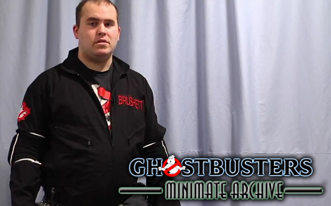 Ghostbusters Minimates Archive
