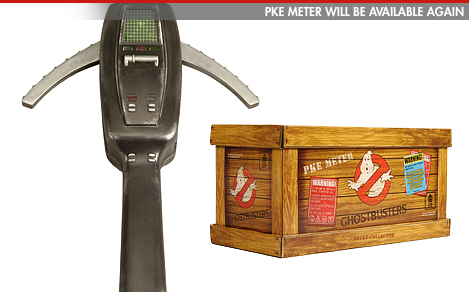 PKE Meter coming back to MattyCollector.com
