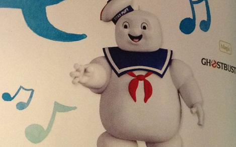Update on Hallmark's Stay Puft Ornament