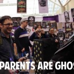 My parents are ghosts!