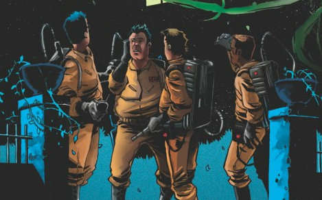 Preview Ghostbusters #9 a week early