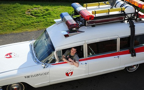 UK fan restores his own Ecto