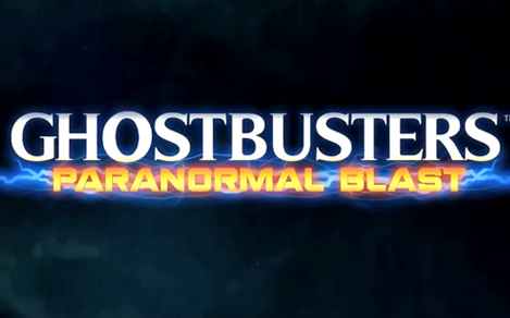 Teaser trailer released for Ghostbusters Paranormal Blast