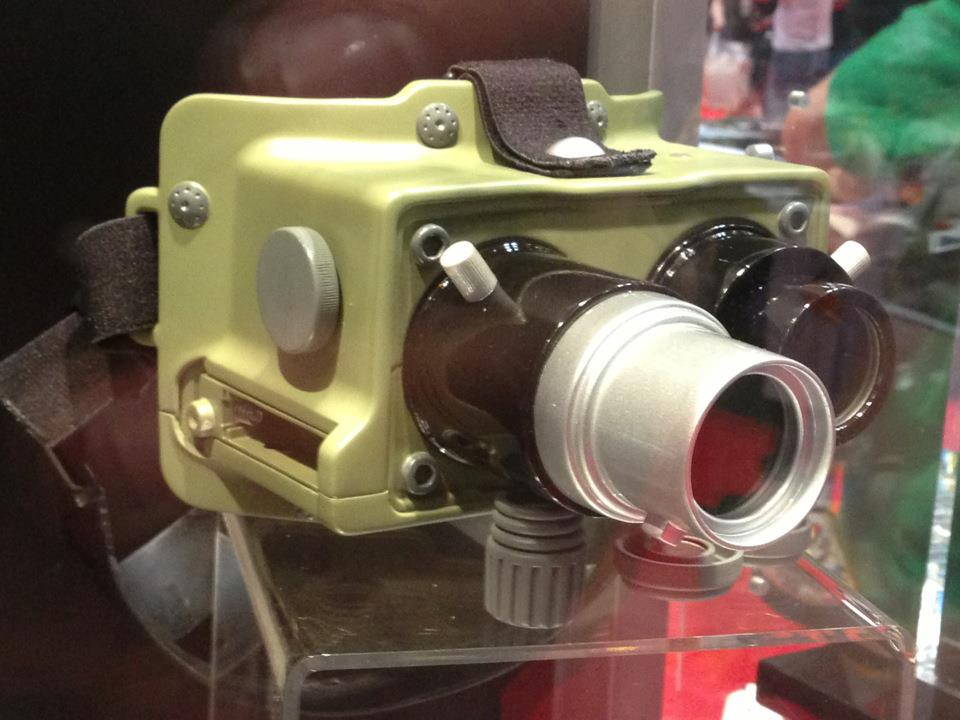 New images of Mattel's Ecto Goggles