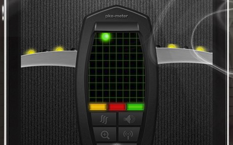 PKE Meter Ghost Hunter app now available