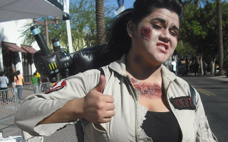 Recap: Arizona Ghostbusters at the Downtown Phoenix Zombie Walk