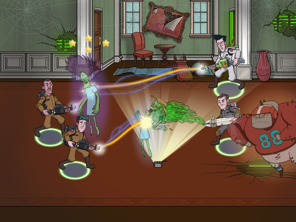 New Ghostbusters social game announced for iOS