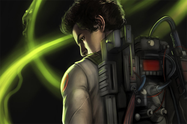 Fan Art: Ghostbusters 3 poster starring Andrew Garfield