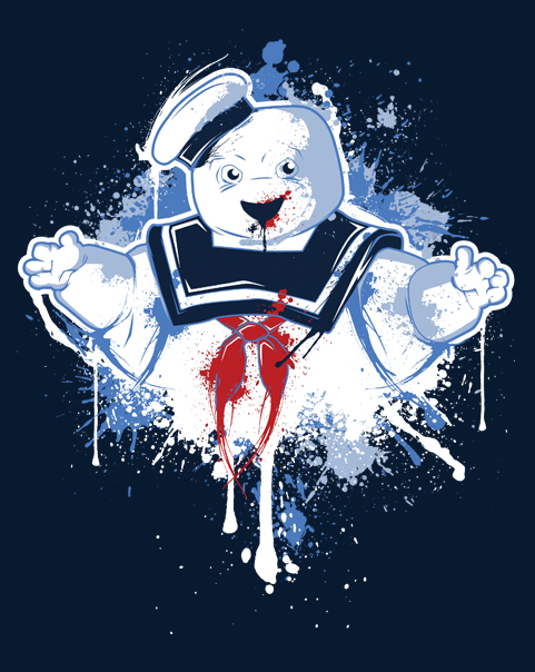 "NOW AVAILABLE: ""PUFT UP"" DESIGN ON SHIRTPUNCH.COM"