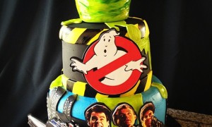 Ghostbusters Cake. Source: Flickr