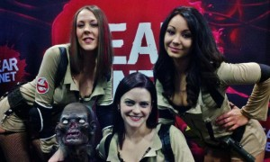 Sexy Ghostbuster Calendar Girls