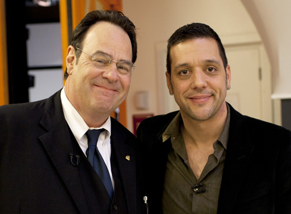 NEW INTERVIEW WITH DAN AYKROYD AIRING TONIGHT IN CANADA