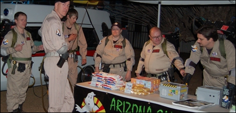 Recap of Arizona Ghostbusters screening