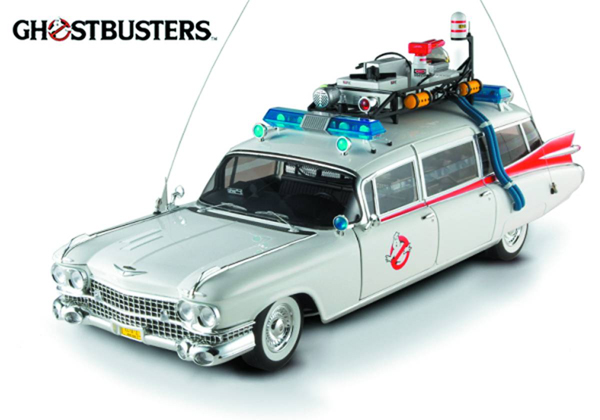 MATTEL OFFICIALLY ANNOUNCE HERITAGE ECTO-1