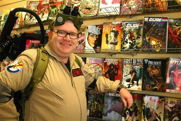 INTERVIEW: JEFF LEWIS OF THE ARIZONA GHOSTBUSTERS
