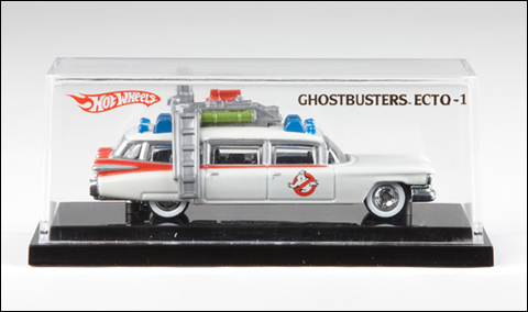 Mattel reveal SDCC exclusive Ecto-1
