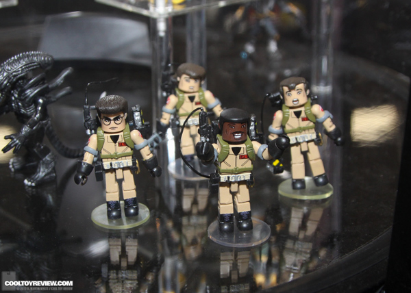 New Minimates revealed + updated shot of upcoming light-up firehouse