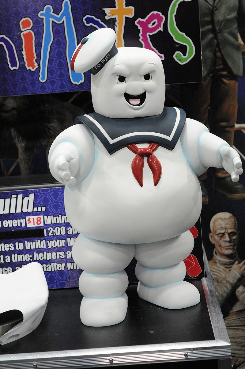 Diamond Select Toys reveal their 24″ Stay Puft Marshmallow Man