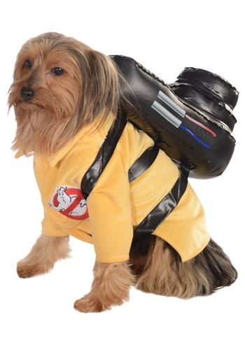 Rubie's Costumes reveal Ghostbusters themed pet costumes