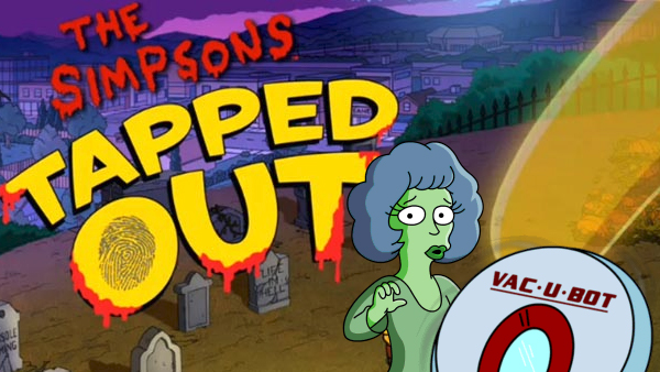 The Simpsons Tapped Out adds paranormal elimination with newest update