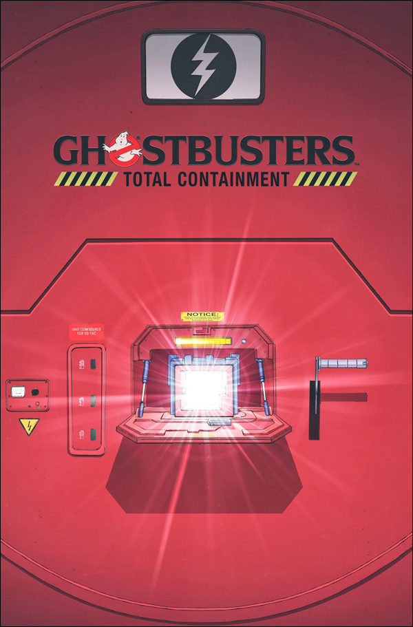 IDW to release Ghostbusters: Total Containment