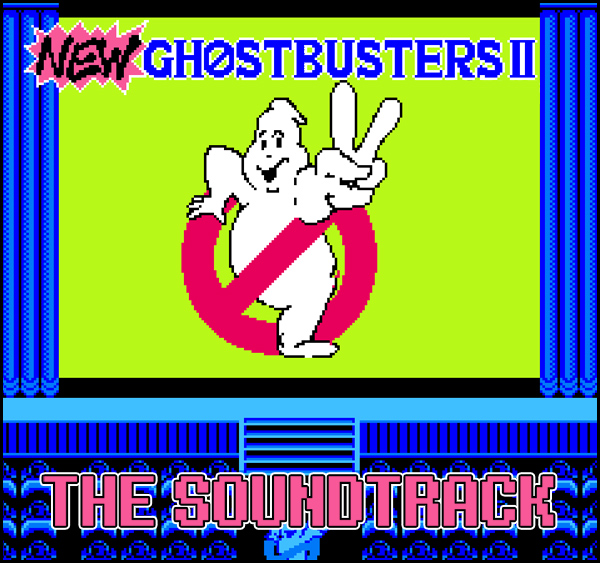 "Download: New Ghostbusters 2: The Soundtrack (in ""8-Bit Stereo!"")"