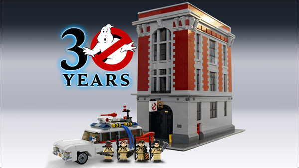 Lego Ghostbusters 30th Anniversary playset – IT'S HAPPENING!