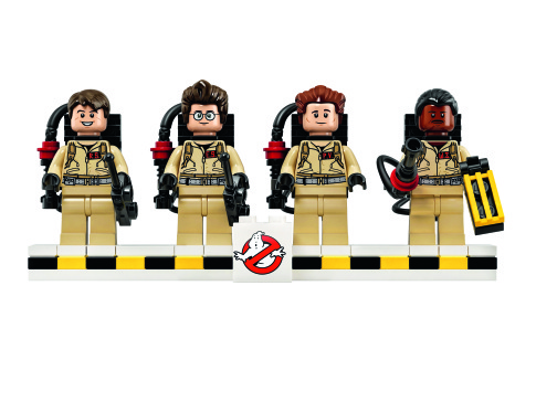 Lego Ghostbusters set revealed at New York Toy Fair