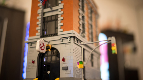 New Ghostbusters project on Lego Cuusoo (needs your vote!)