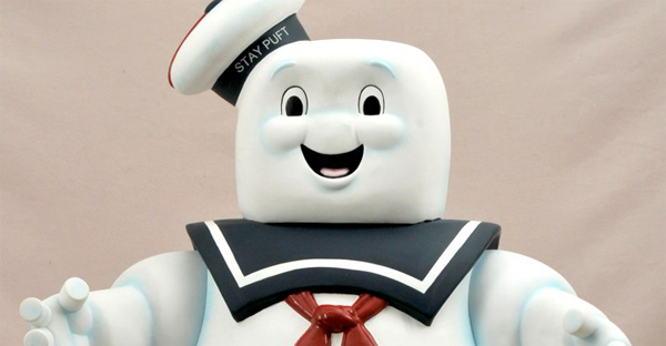 On Sale This Week: 24 Inch Stay Puft Marshmallow Man Bank