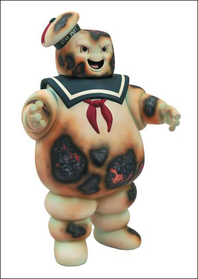 """Burnt"" Stay Puft bank to release in October? Pre-Orders now available!"
