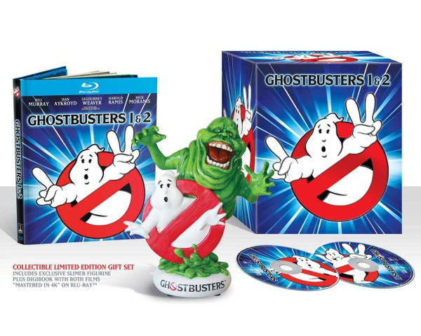 Ghostbusters 1 & 2 Blu Ray coming this fall + original film to get theatrical re-release