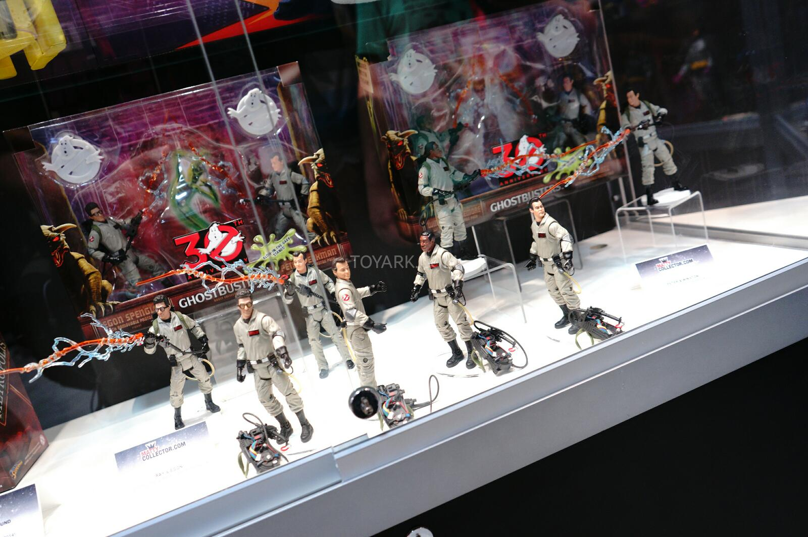 SDCC: Mattel's 30th Anniversary of Ghostbusters 2-packs fully revealed