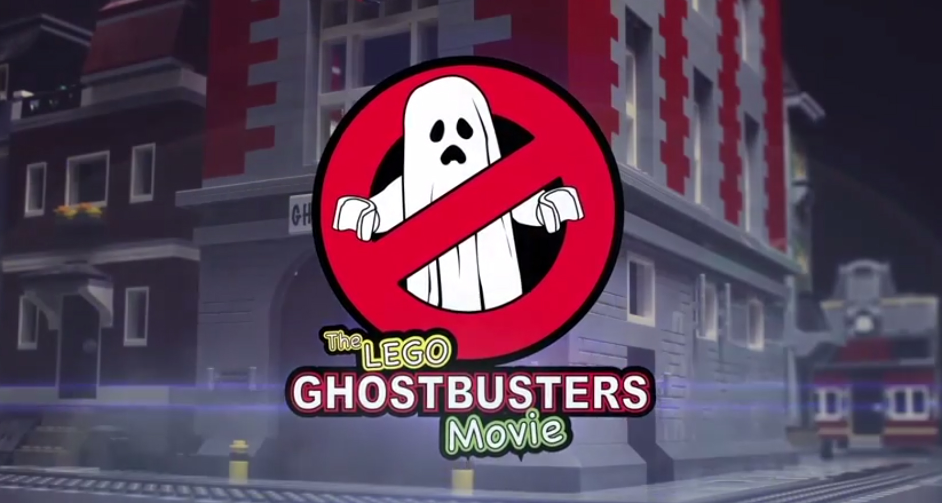Video: The Lego Ghostbusters Movie (short film)