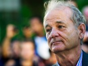 "Actor Bill Murray poses for photographs on the red carpet at the gala for the new movie "" Hyde Park on Hudson"" during the 37th annual Toronto International Film Festival in Toronto on Monday, Sept. 10, 2012. THE CANADIAN PRESS/Nathan Denette"