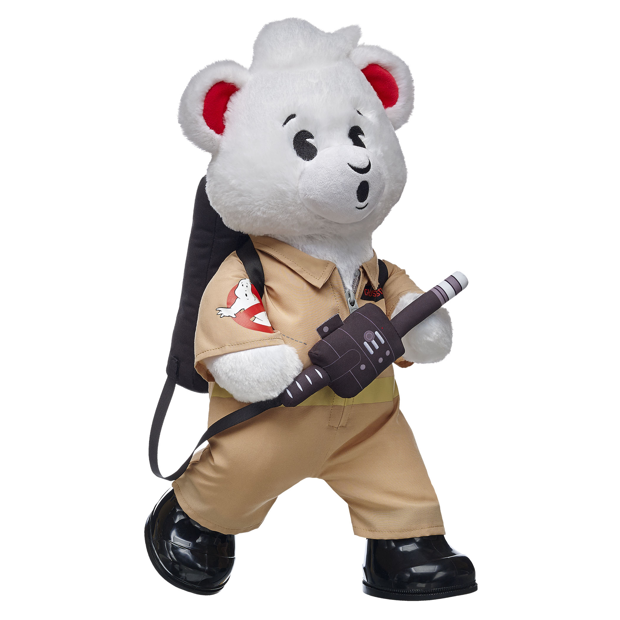 OFFICIAL GHOSTBUSTERS BUILD A BEAR WORKSHOP PROTON PACK ACCESSORY WITH SOUNDS